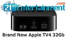 Apple TV MGY52B/A 4th generazione 32GB A1625 UK VERSIONE-SIGILLATO Nuovo di zecca -