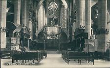 Espagne, Las Palmas, la cathédrale des canaries Vintage silver print,  Tir