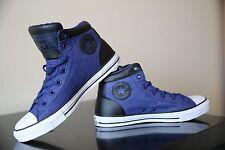 Converse Unisexe Chaussures Baskets Bleu Taille UK 8 EUR 41.5