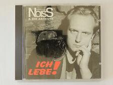CD Wolfgang Noiss & Die Akteure Ich lebe
