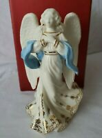 Lenox Angel of Hope First Blessing Nativity Porcelain Figurine with BOX
