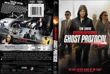 Mission: Impossible: Ghost Protocol (DVD, 2012) Simon Pegg 132 min Rated PG-13