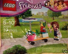 Lego Friends 30202 Olivia mit Smoothie Stand Polybeutel neu 2015