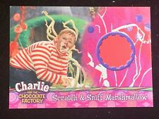 Charlie and The Chocolate Factory Box Topper BT2 Chase Scratch and Sniff Card