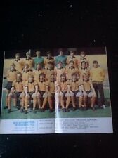 FOOTBALL LEAGUE REVIEW MAGAZINE 1971/72 - #616 - WOLVES / NOTTINGHAM FOREST