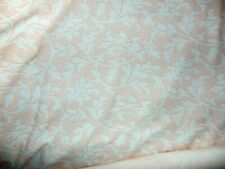 """New listing Upscale """"Arbor Le Blush"""" Patterned Fabric - 7 Yards X 54 Inches"""