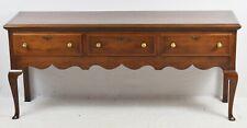 KITTINGER Colonial Williamsburg Banded Mahogany Sideboard Huntboard CW 148