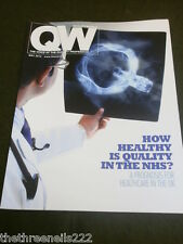 QUALITY WORLD - THE NHS - MAY 2012