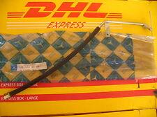 Mercedes Benz W126 fuel flex pipe hose line 260SE 300SE 300SEL NEW OEM
