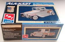 ALA-KART  Hot Rod Ultimate Custom Car George Barris 1:25 scale AMT /Ertl Kit