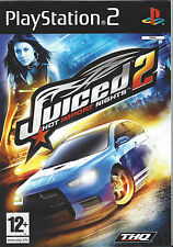 JUICED 2 HOT IMPORT NIGHTS for Playstation 2 PS2 - with box & manual - PAL