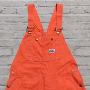 Vintage 60s Big Smith Sanforized Overalls Pants Jeans Union Made in USA