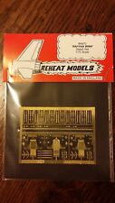 REHEAT MODELS AIRCRAFT SPARES PART RH072 1/72 RAF / FAA WWII DETAIL SET