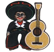 ChuckWagon's Señor Big Pants Patch Applique (Iron on)