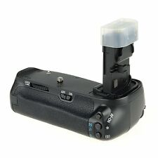 New Power Battery  Hand Grip Shutter for Canon 70D 80D Camera Replace for BG-E14