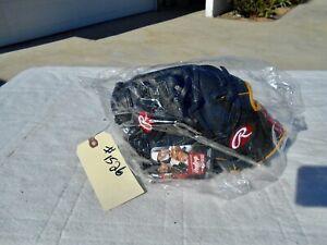 "NWT 12"" Rawlings Baseball Glove G1209GT Gamer Series Left Hand Throw"