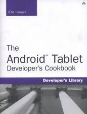 The Android Tablet Developer's Cookbook Developer's Library