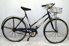"Schwinn Vintage Cruiser Bike 20"" Large 1960's 3 Speed Internal Hub Steel Charity"