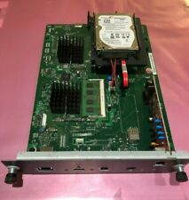 HP LaserJet M880 Series Formatter Board With HDD and Flash A2W75-67903 / 60101