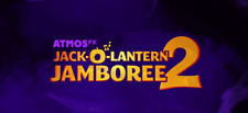 New Jack-O'-Lantern Jamboree 2 AtmosFX Projections Decorations Halloween Holiday