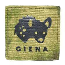 Russian Patch Giena Tactics Green Moss