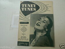 1952-103 TUNEY TUNES MUSIC YMA SUMAC,STAFFORD,LEIGH,LEE,STARR,BRON,THIELEMANS,