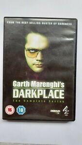 Garth Marenghi's Darkplace Complete Series Region 2 DVD cult UK comedy