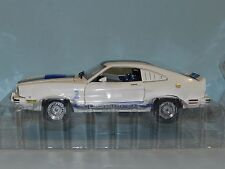 Greenlight Coll. 1/18 1976 Ford Mustang II Cobra Charlie's Angels MiB