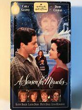 A Season for Miracles Hallmark - VHS