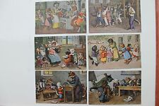 2326 AK Serie Katzen Kinder Arthur Thiele 1917 PC CPA