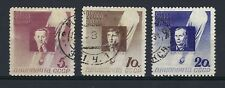 RUSSIA 1934 Stratosphere Balloon: COMPLETE SET SG659-661 - VFU CV £33