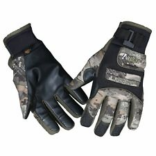 Rocky Mens Stratum Venator Camo WP Insulated Hunting Gloves, XL,Scent IQ,HW00170