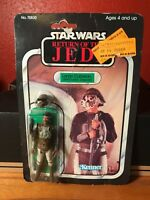 Return of the Jedi Lando Calrissian Jabba Skiff Guard Action Figure unopened