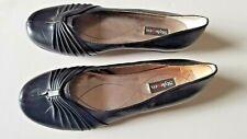 Style & Co Women's Flats, Black Leather Shoes 6.5 M