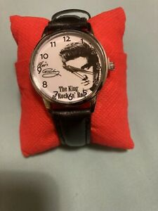 elvis presley watch