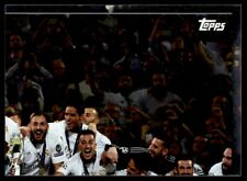 Topps Champions League 2016-17 FIN7 Real Madrid CF (puzzle 2) Final Milano 2016