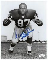 PACKERS Willie Davis signed photo 8x10 w/ HOF 81 JSA COA AUTO Autographed HOFer