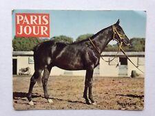 CARTE PROMO PARIS JOUR - CHEVAL PERSIFLAGE