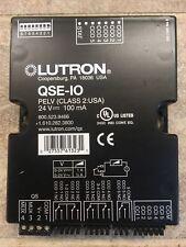 Lutron Homeworks Qs Qse-Io