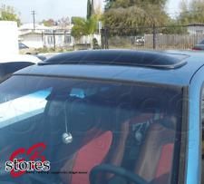 """Smoke Tinted Sunroof Visor 1080mm 42.5"""" 1999-2006 Chevy Silverado 1500 Ext Cab"""