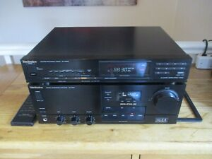 Technics SU-X999 Integrated Amplifier with ST-X999L Tuner and Remote Control