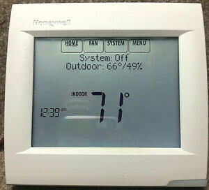 Honeywell VisionPRO 8000 TH8110R1008 7 Day Programmable Thermostat Touchscreen