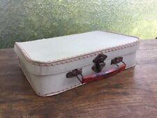 petite valise couture poupée docteur ancienne en carton cousue main