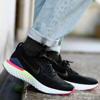 Nike Epic React Flyknit 2 Pure Sapphire Running Sneaker BQ8928-003 Men New Shoes