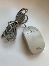 VINTAGE GENUINE IBM PS/2 MOUSE 2 BUTTON RARE 13H6690 Ships Immediately!