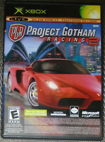 Microsoft Xbox OG Project Gotham Racing 2 Special Ed. COMPLETE TESTED 360 COM.!