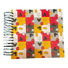 New listing Disney Mickey Mouse Photo Album Book For Your Pictures And Memories