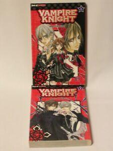 Vampire Knight 1 -2 Matsuri Hino Manga - Carlsen Comics