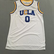 Russell Westbrook White UCLA Jersey Size Large