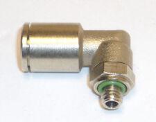 Bosch Rexroth Winkel-Einschraubverbinder - Steckverbinder aus Messing M5